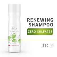 Wella Professionals Elements Renewing Shampoo (Zero Sulfates,Zero Parabens)