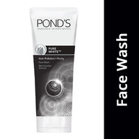Ponds Pure White Anti Pollution Face Wash