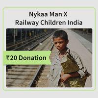 Nykaa Man Railway Children India