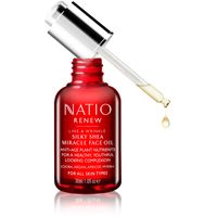 Natio Renew Silky Shea Miracle Face Oil