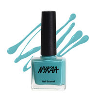 Nykaa Nail Enamel Polish - So Teal-Icious 68
