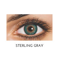 Freshlook Colorblends Lens Sterling Gray