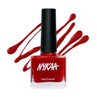 Nykaa Nail Enamel - Very Cherry 04