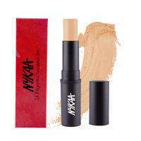 Nykaa SKINgenius Foundation Stick Conceal Contour & Corrector -Warm Honey 04
