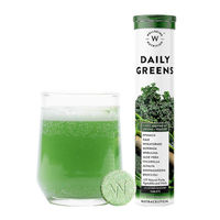 Wellbeing Nutrition Daily Greens Multivitamin
