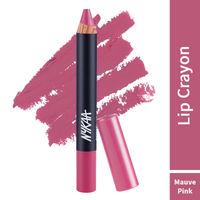 Nykaa Pout Perfect Lip & Cheek Velvet Matte Crayon Lipstick