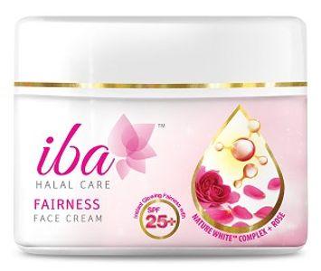 Iba Halal Care Fairness Face Cream SPF 25+