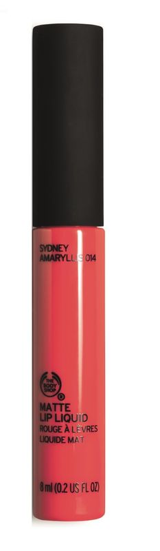 Lip Shop The Body Liquid Amaryllis 14 At Sydney Matte vOnNw80m