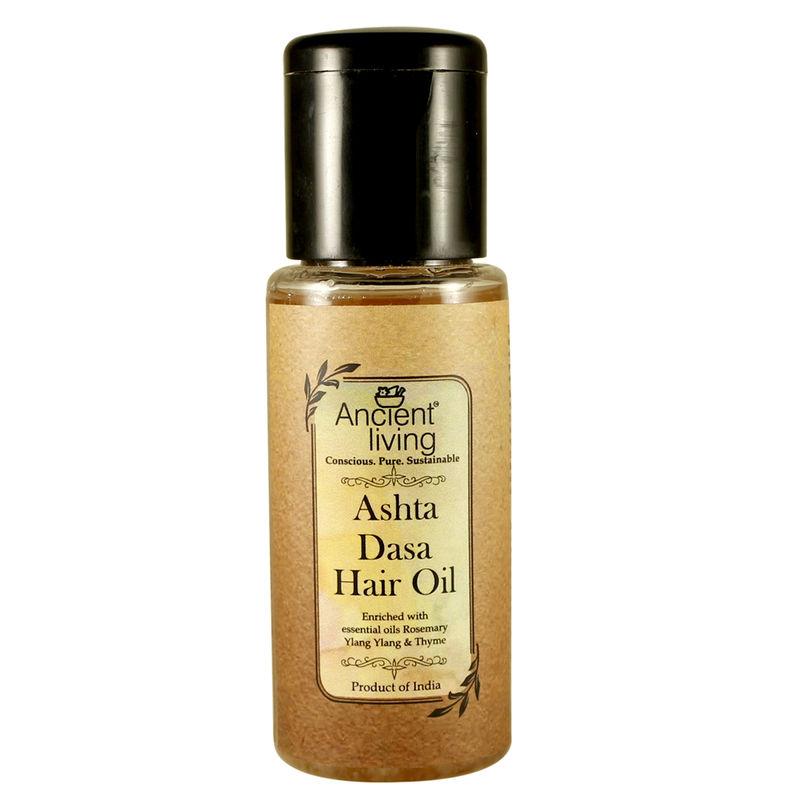 Ancient Living Ashta Dasha Hair Oil