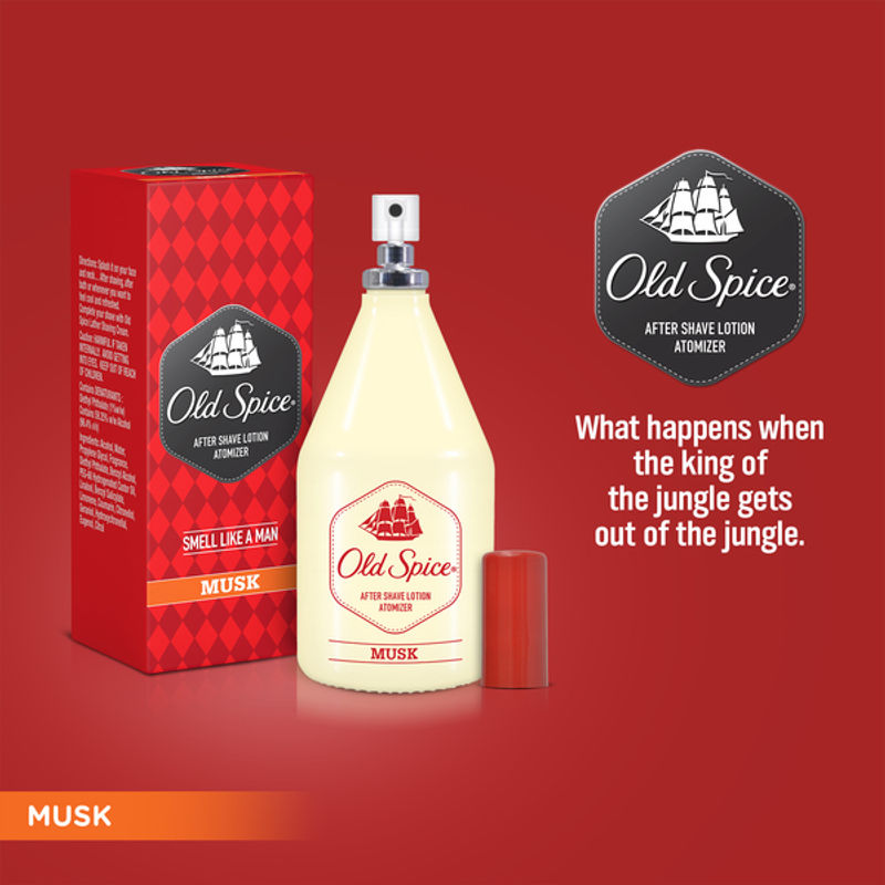 Splash For Gentelmen musk Old Spice After Shave Lotion Selling Well All Over The World pack Of 2 X 150ml