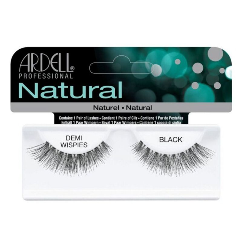 d7b5f3a8fde Ardell Natural Strip Lashes - 120 Demi Black at Nykaa.com