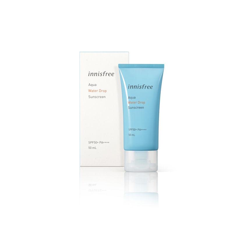 Innisfree Aqua Water Drop Sunscreen SPF50+ PA++++
