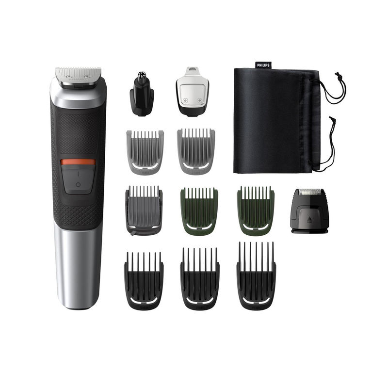 Philips Mg5740/15, 12 in 1, Face, Hair And Body   Multi Grooming Kit