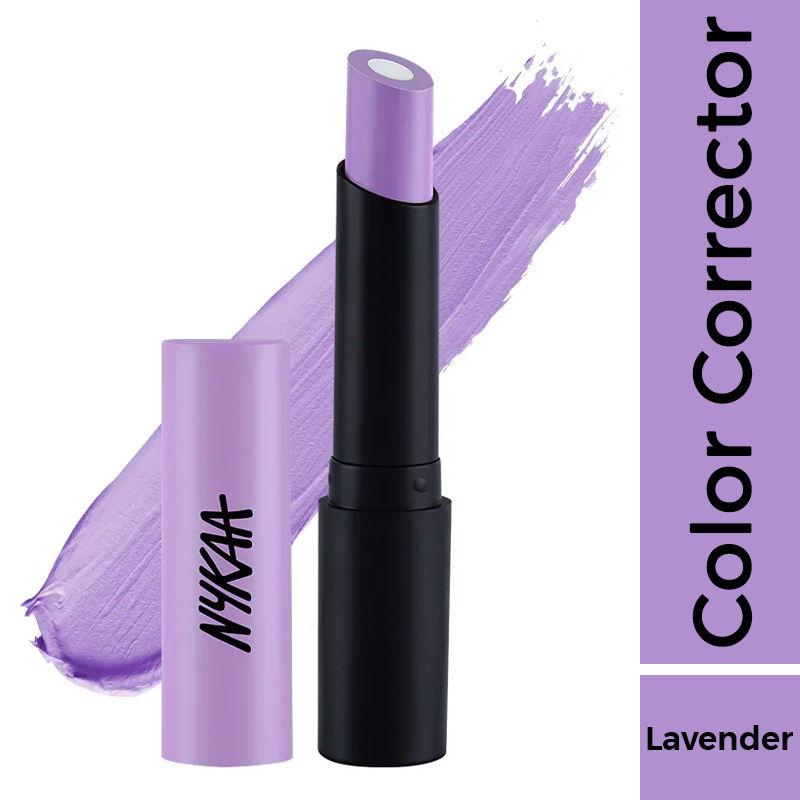 Nykaa InstaBlur Color Corrector Stick - Lavender
