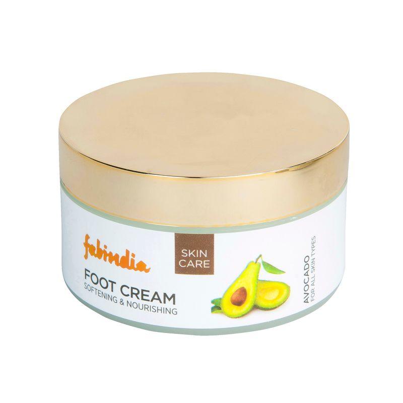 avocado foot cream