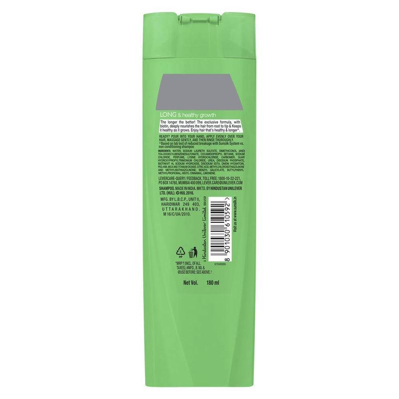 Sunsilk Long & Healthy Growth Shampoo