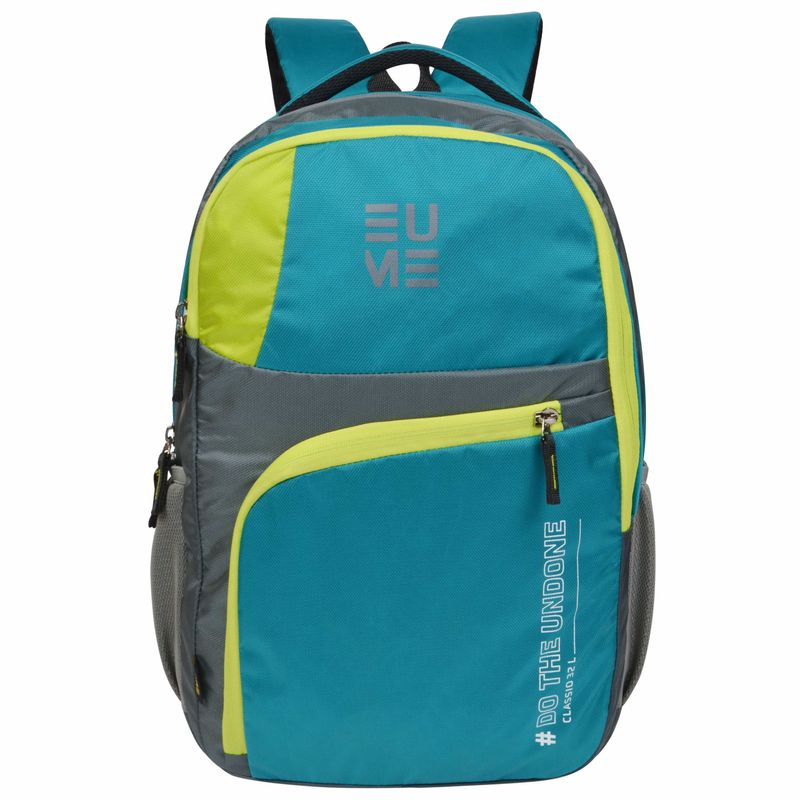 EUME Classio 32 Ltr Casual Backpack in Teal Green