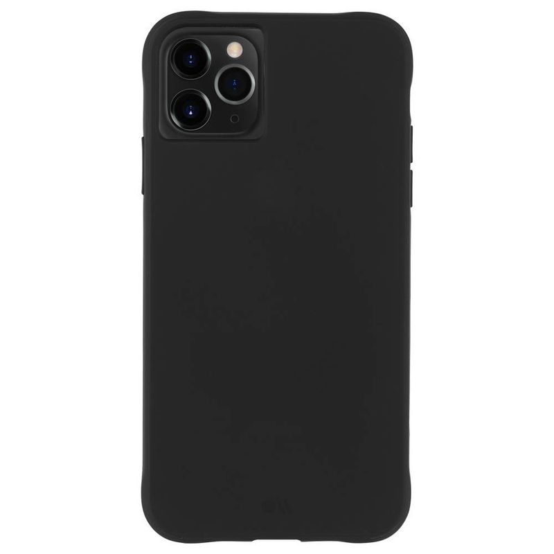 Case Mate Tough Smoke Hard Back Case Cover For Apple Iphone 11 Pro Max 6.5   Black