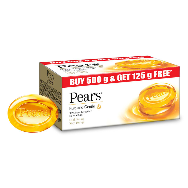 Bar Soaps Candid Pears Pure And Gentle Bathing Bar Free And Fast Shipping