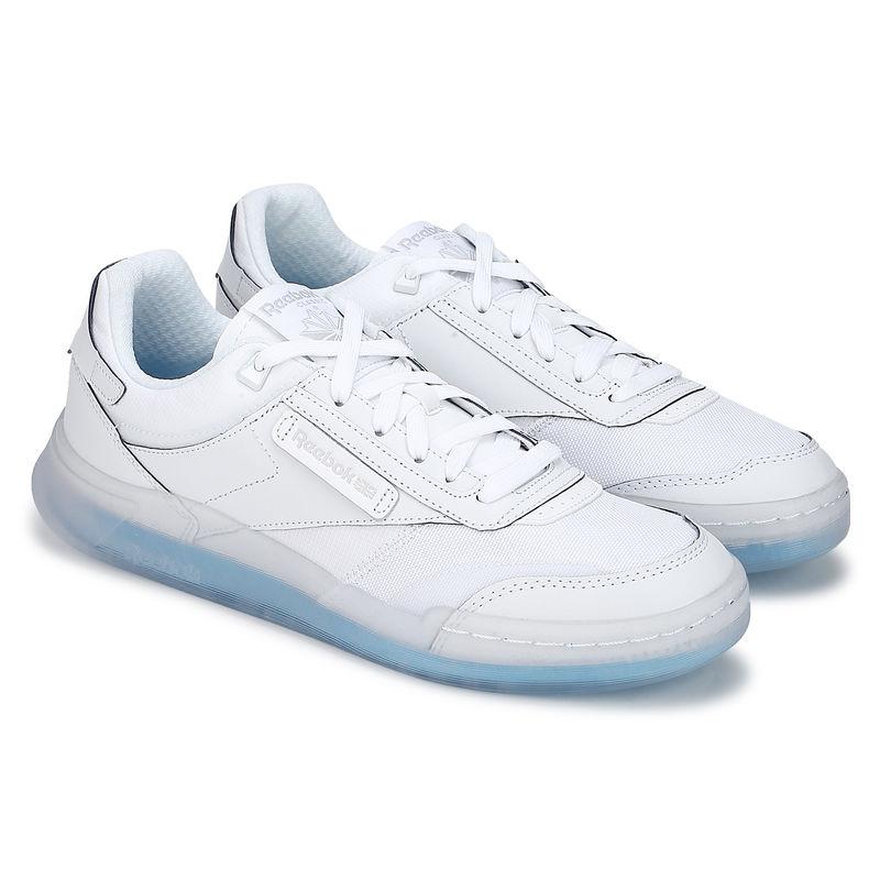 Reebok Classics Club C Legacy White Sneakers Shoes (lve25) - UK 11
