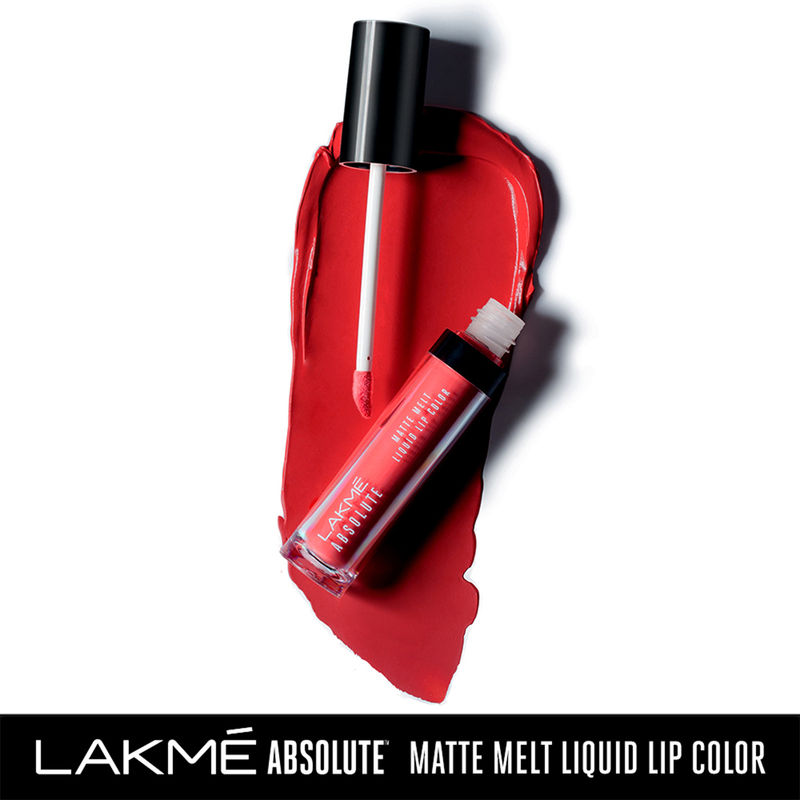 Lakme Absolute Matte Melt Liquid Lip Color