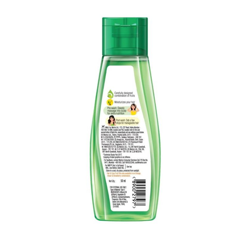 Hair & Care Hair Oil