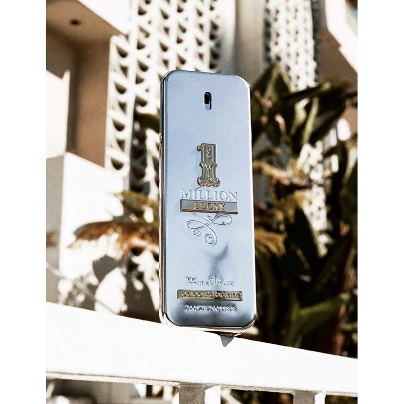 Buy Paco Rabanne 1 Million Lucky Eau De Toilette At Nykaacom
