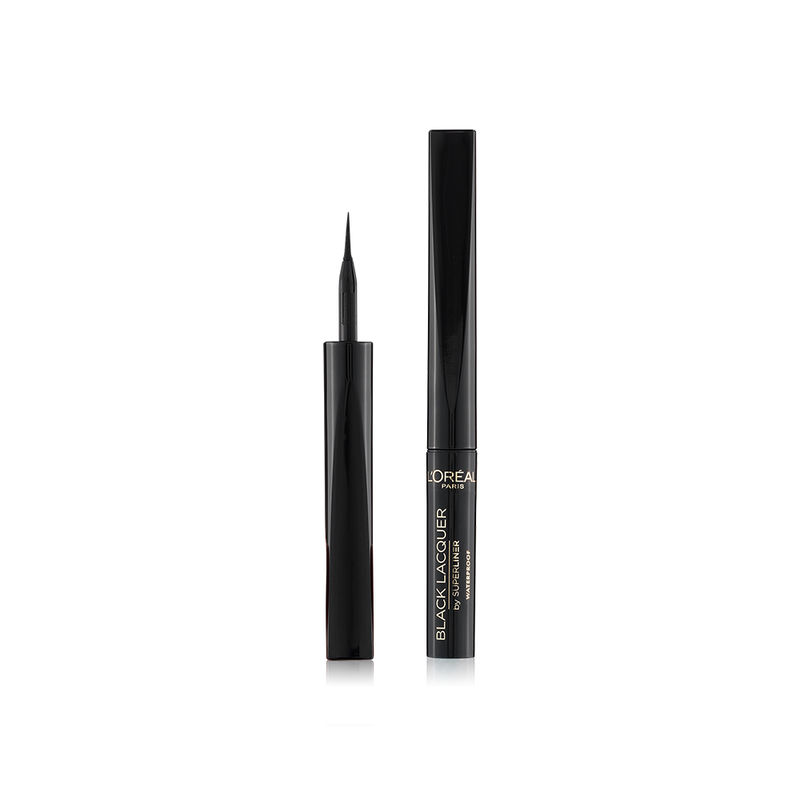 52eadfcec05 L'Oreal Paris Eyeliner - Buy L'Oreal Paris Superliner Black Lacquer ...