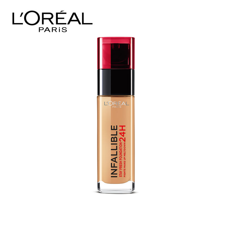 L'Oreal Paris Face Foundation - Buy L'Oreal Paris Infallible 24h Foundation Online in India
