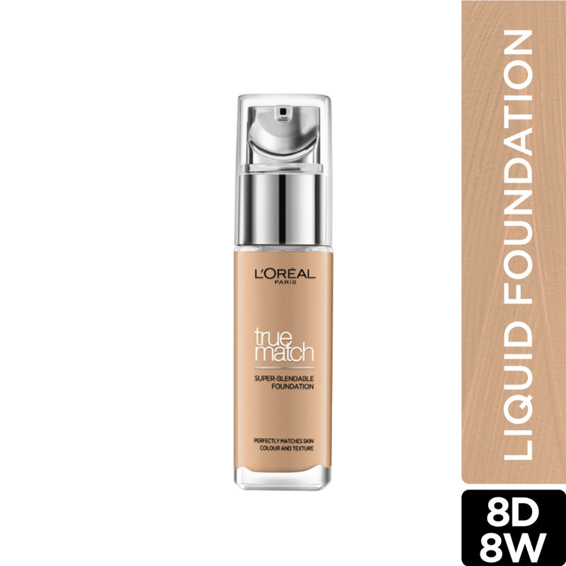 L'Oreal Paris True Match Super-Blendable Foundation