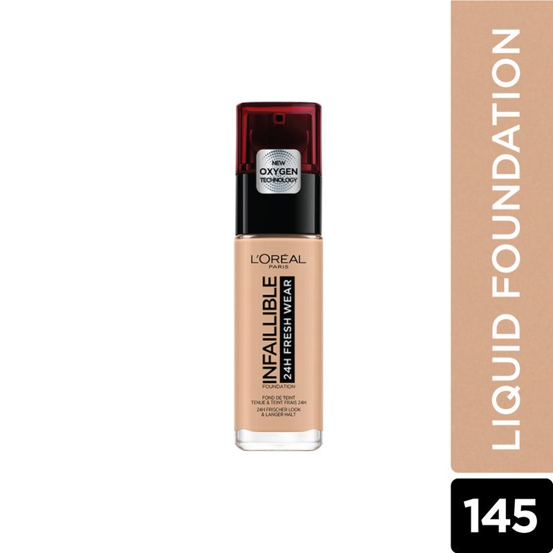 L'Oreal Paris Infallible 24H Fresh Wear Foundation