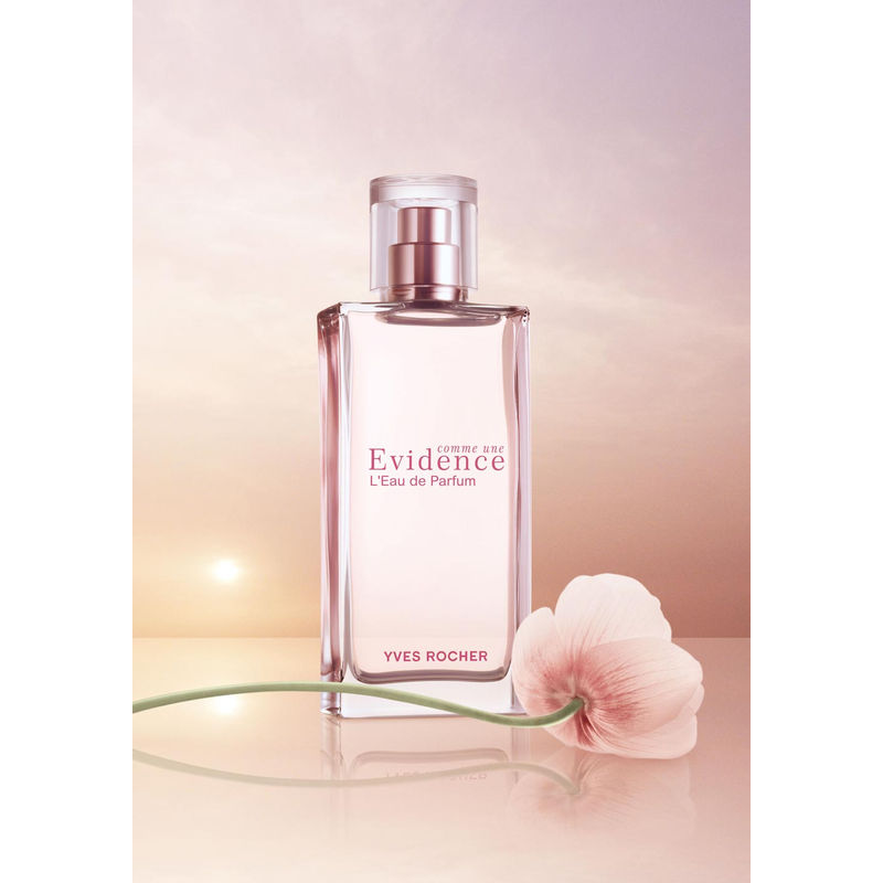 Yves Rocher Comme Une Evidence Leau De Parfum At Nykaacom