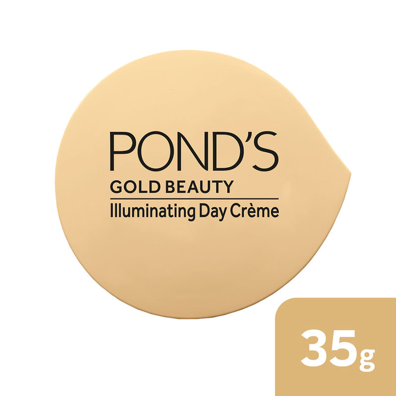 Ponds Gold Beauty Day Cream - 35