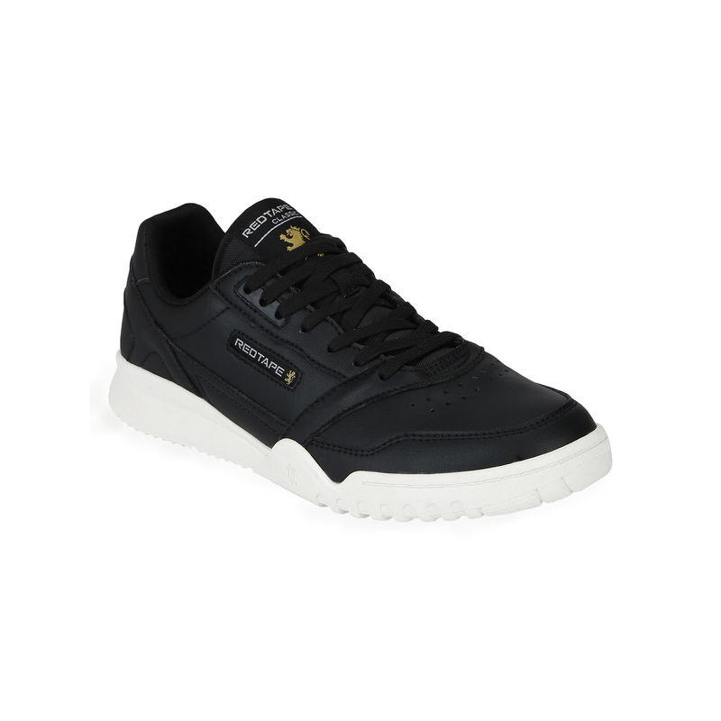 Red Tape Men Black Sneakers (UK 11)