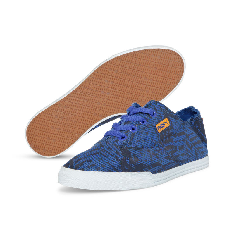 Puma Puma Streetsala Graphics IDP Women's Blue Sneakers