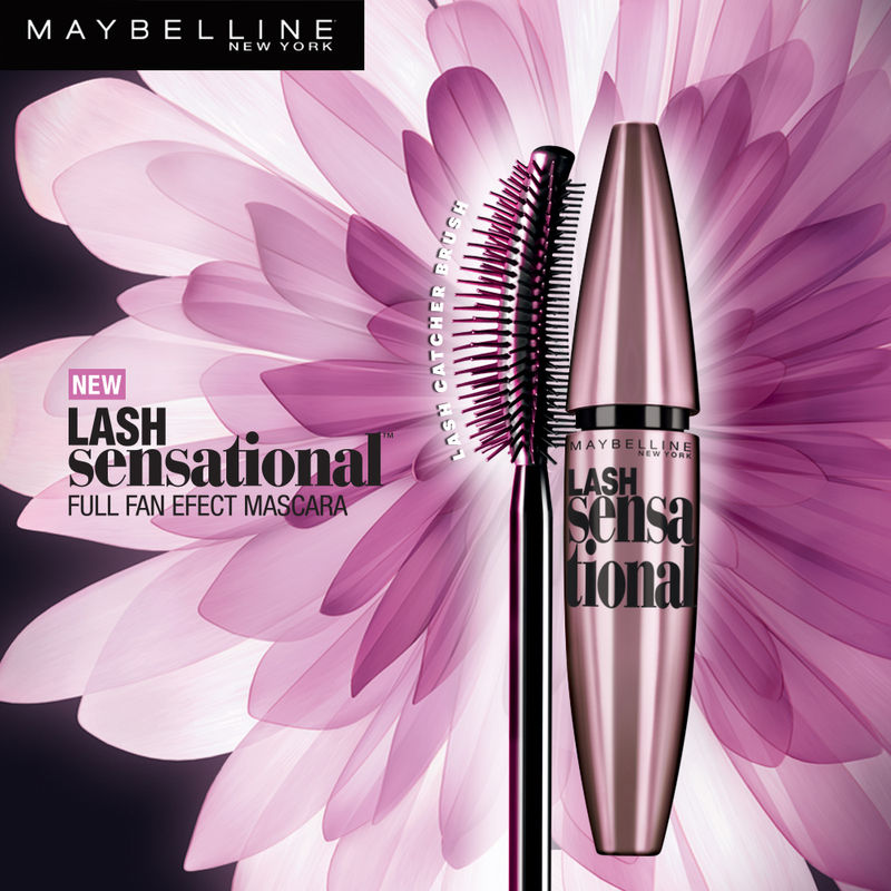 e47835d1e42 Maybelline New York Mascara - Buy Maybelline Lash Sensational Waterproof  Mascara @ Best Price