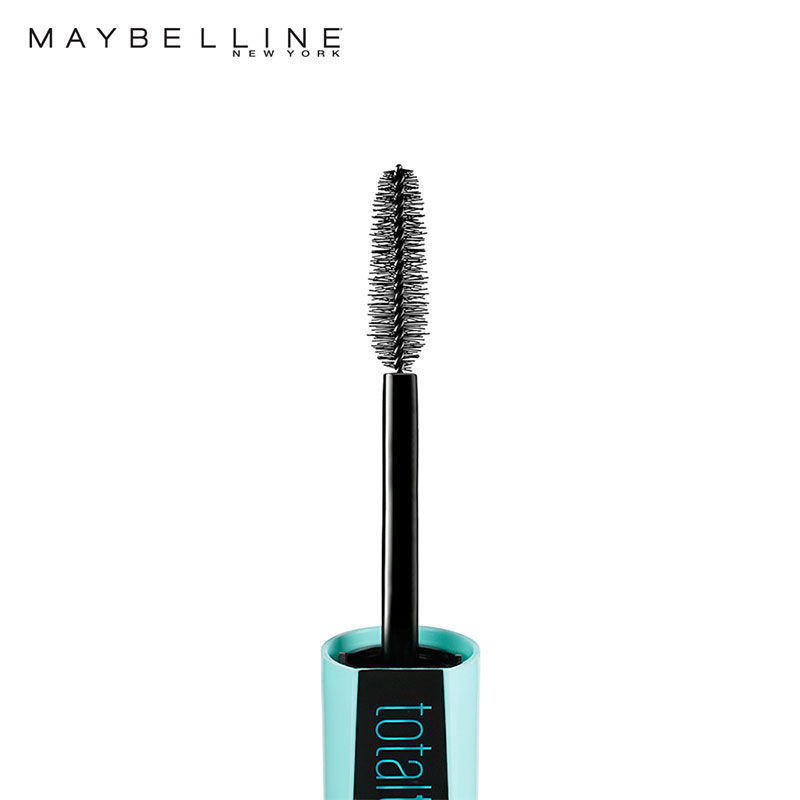 f372fd13fbb Maybelline New York Total Temptation Mascara - Very Black (604) at Nykaa.com