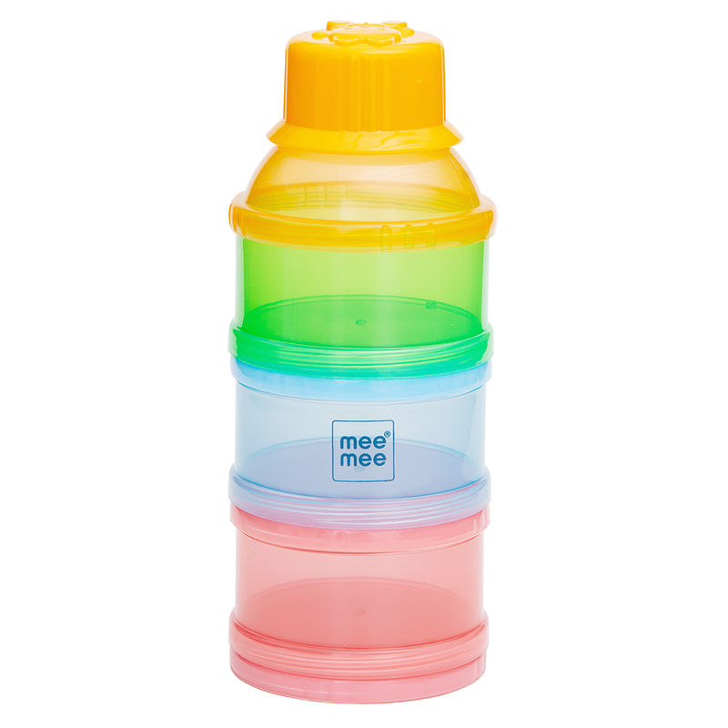 Mee Mee Multipurpose Milk   Food Storage Container Multicolor  MM   1000B