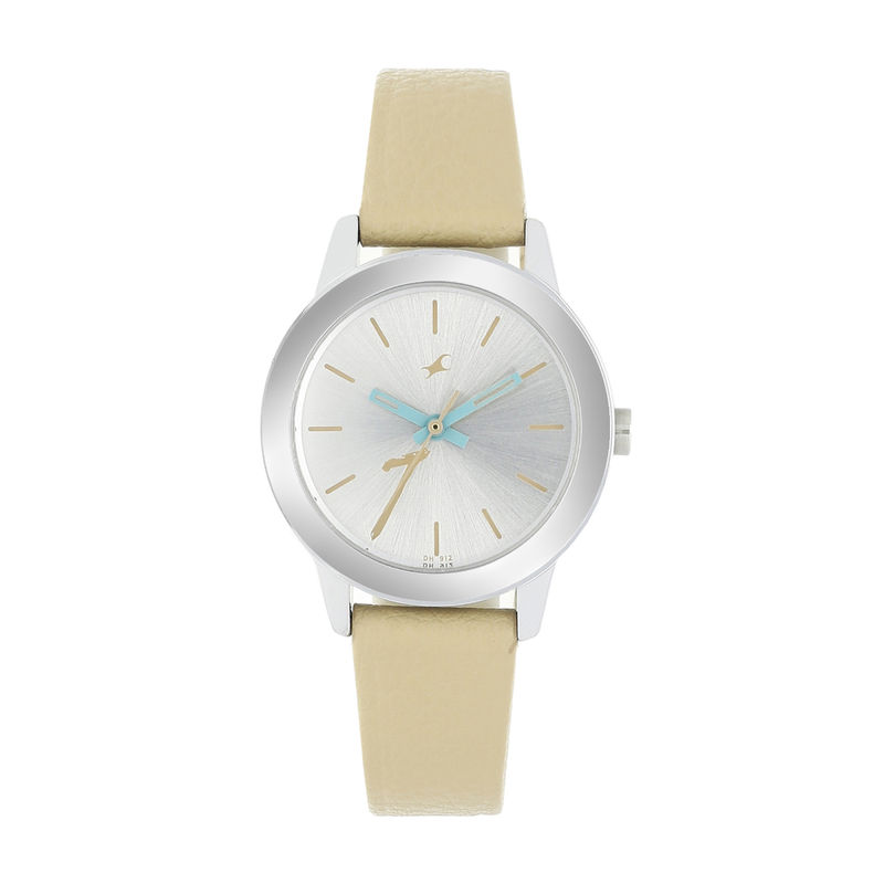 Fastrack Fastrack Tropical Waters White Dial Analog Watch for Women