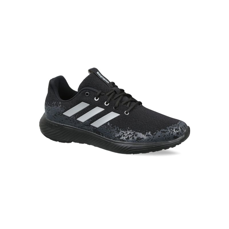 adidas Black Rapidus M Running Shoes - UK 7