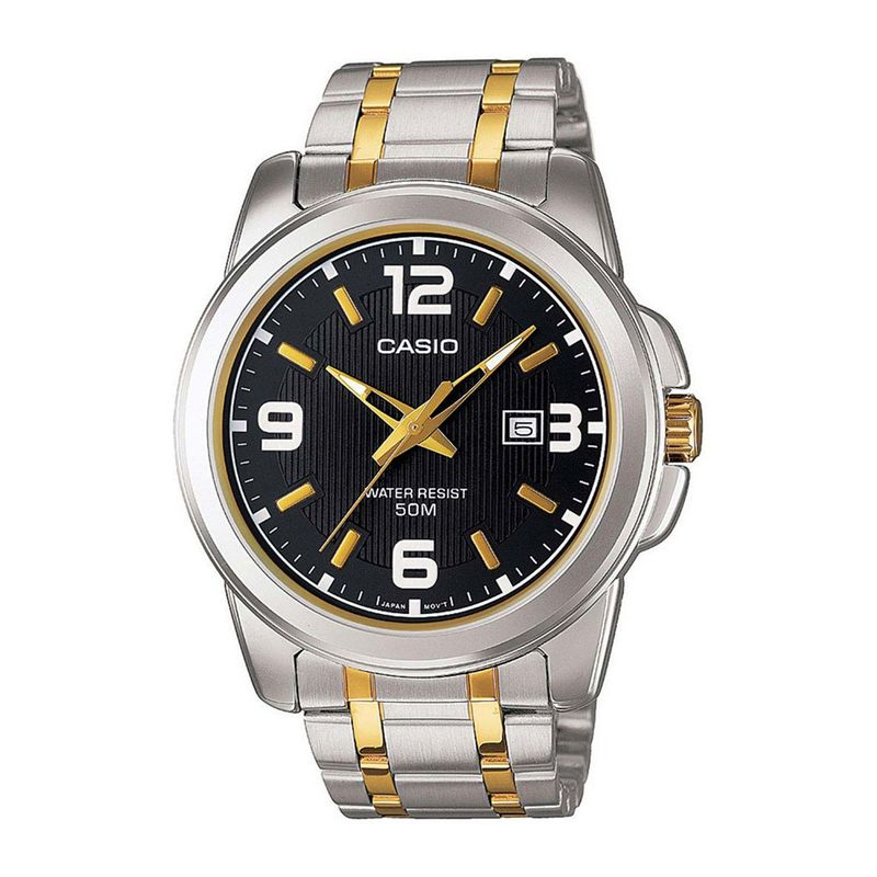 Casio A777 Enticer Men  MTP 1314SG 1AVDF  Analog Watch For Men