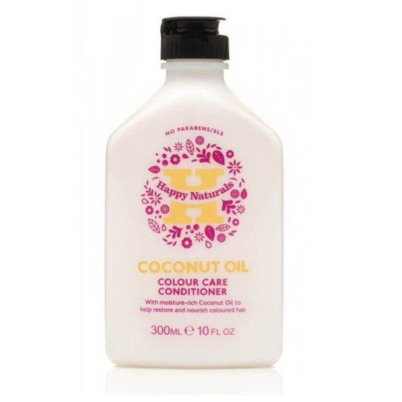 Happy Naturals Coconut Oil Color Care Conditioner