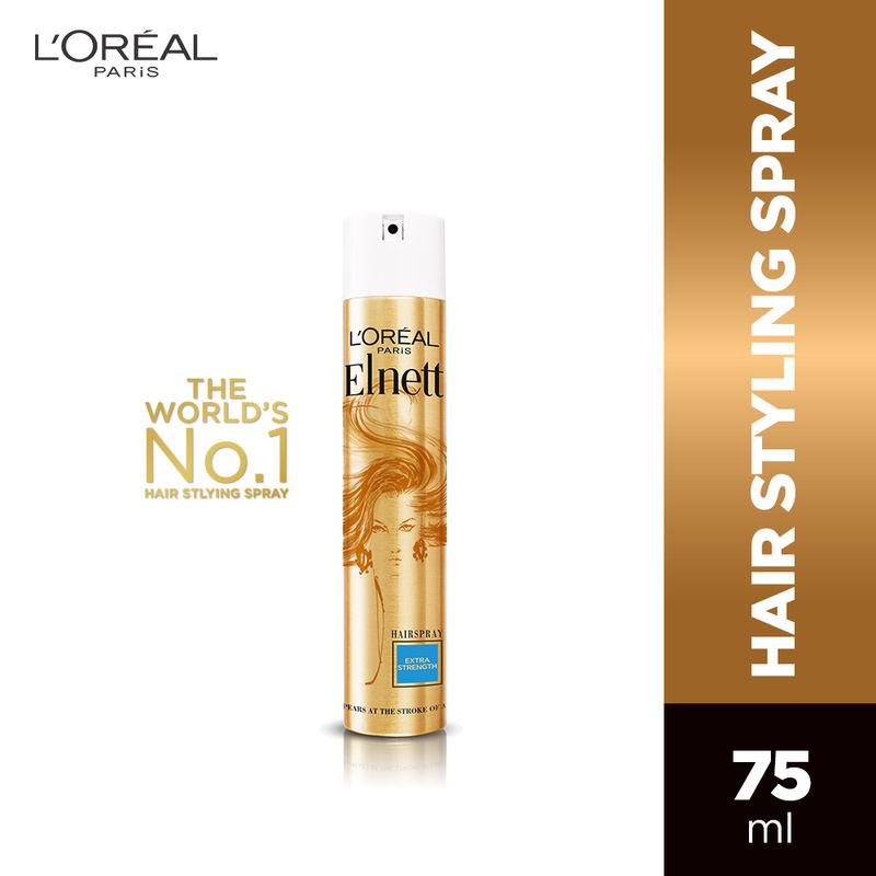 L'Oreal Paris Elnett Satin Extra Strength Hair Spray