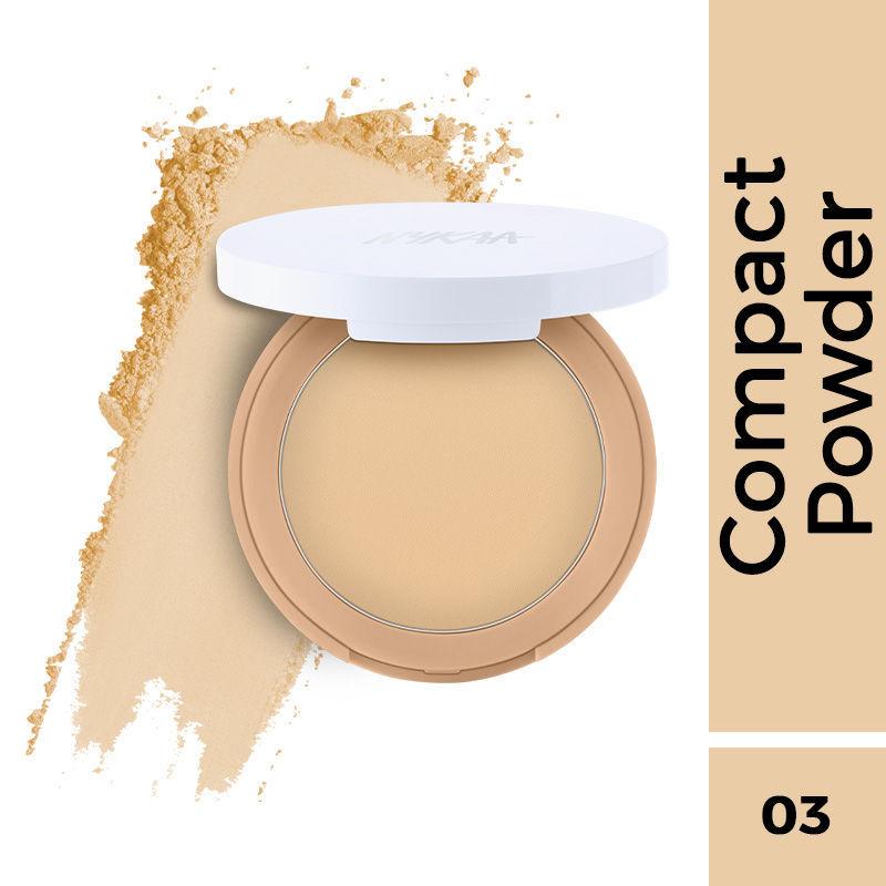 Nykaa All Day Matte Compact Powder