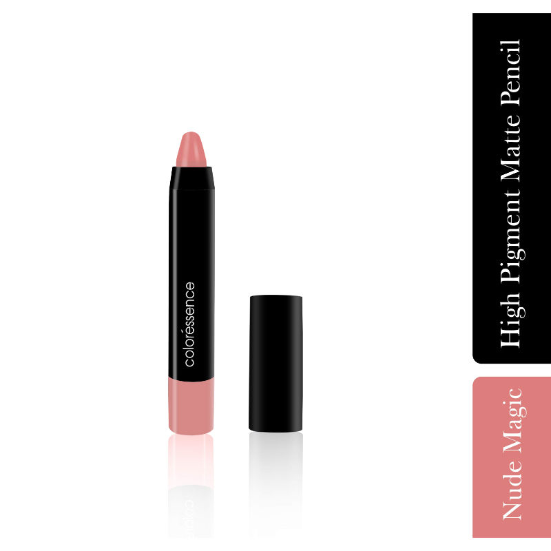 Coloressence High Pigment Matte Pencil   HP2 Nude Magic