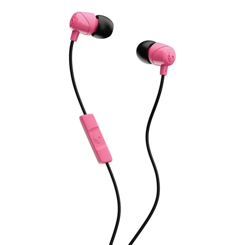 Skullcandy Jib 20 In Ear with Mic 1 Pink wired earphones