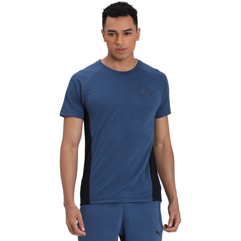 Puma Evostripe T-shirt - Blue (S)