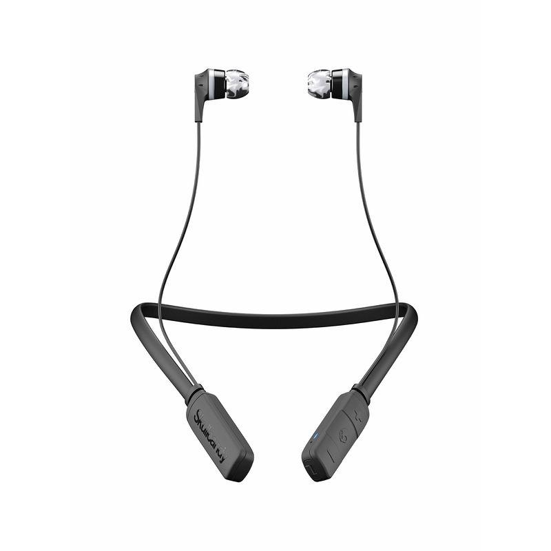 Skullcandy S2IKW J509 Inkd Bluetooth In Earphone with Mic  Gray Black