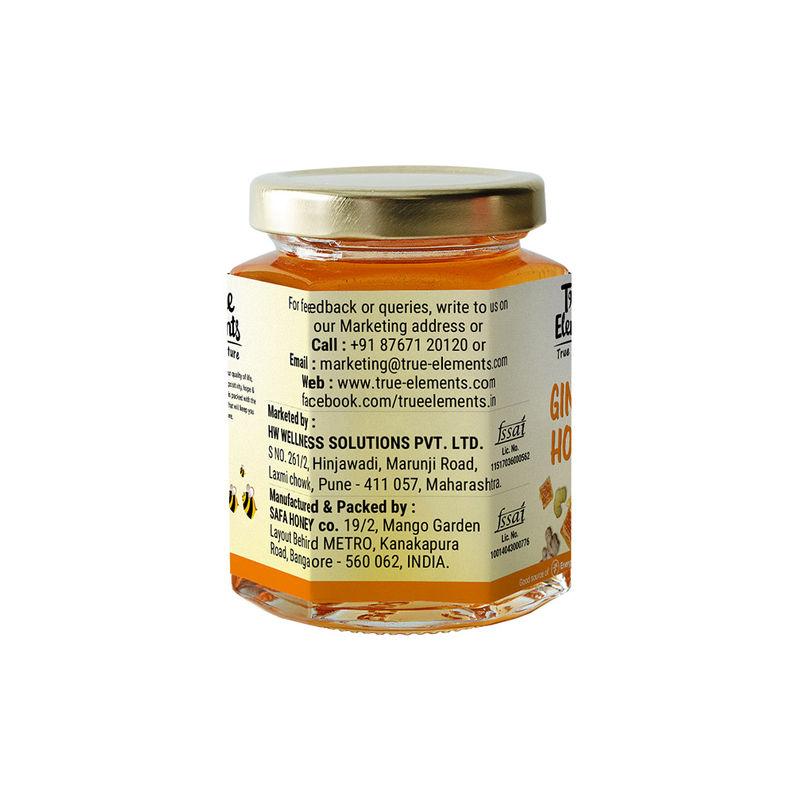 True Elements Ginger Honey