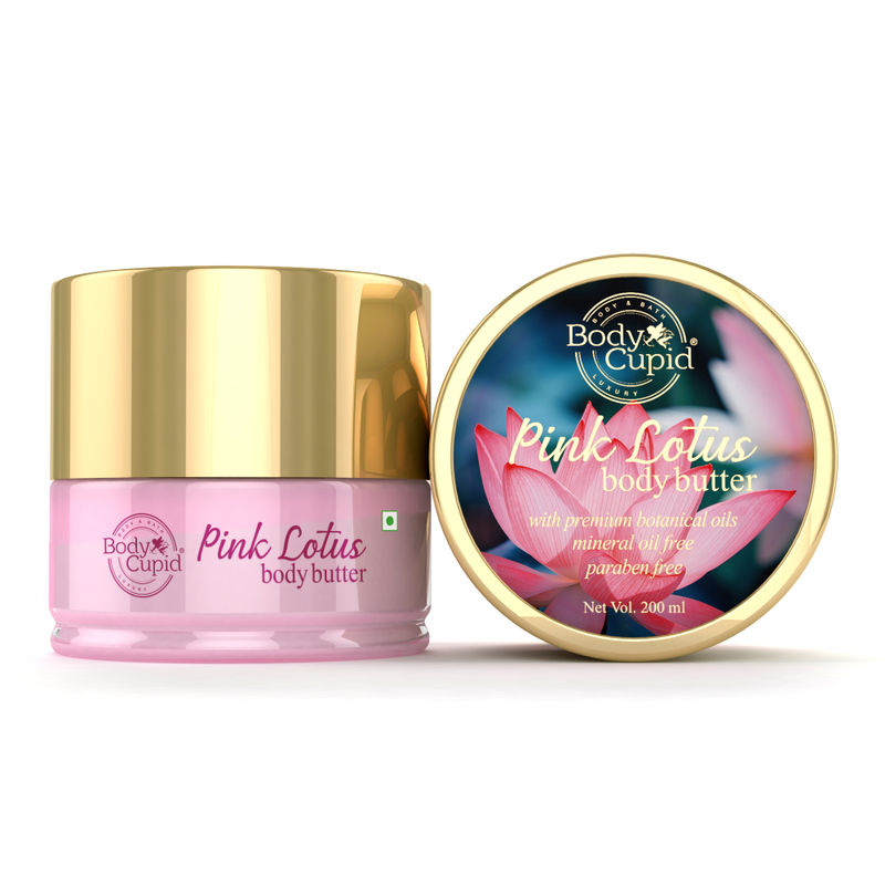 Body Cupid Pink Lotus Body Butter
